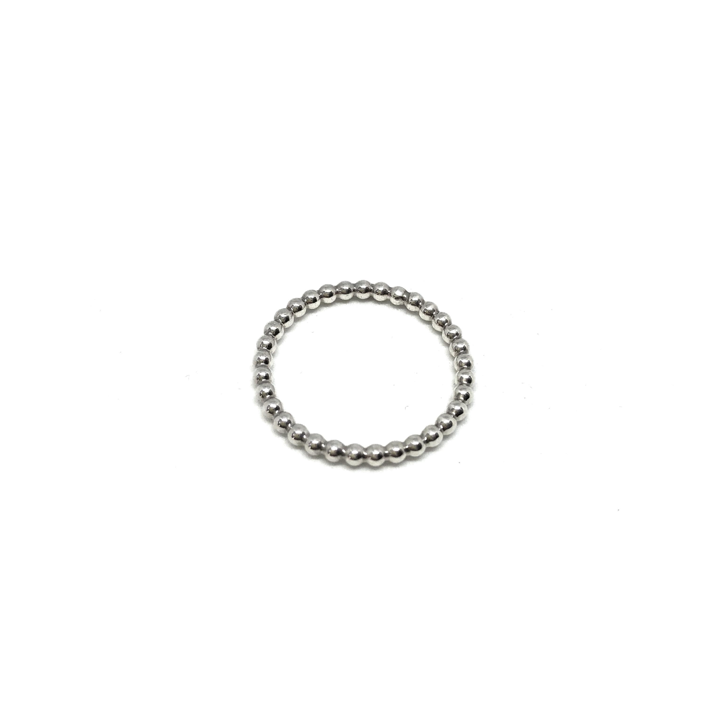 Dámské prsteny silver