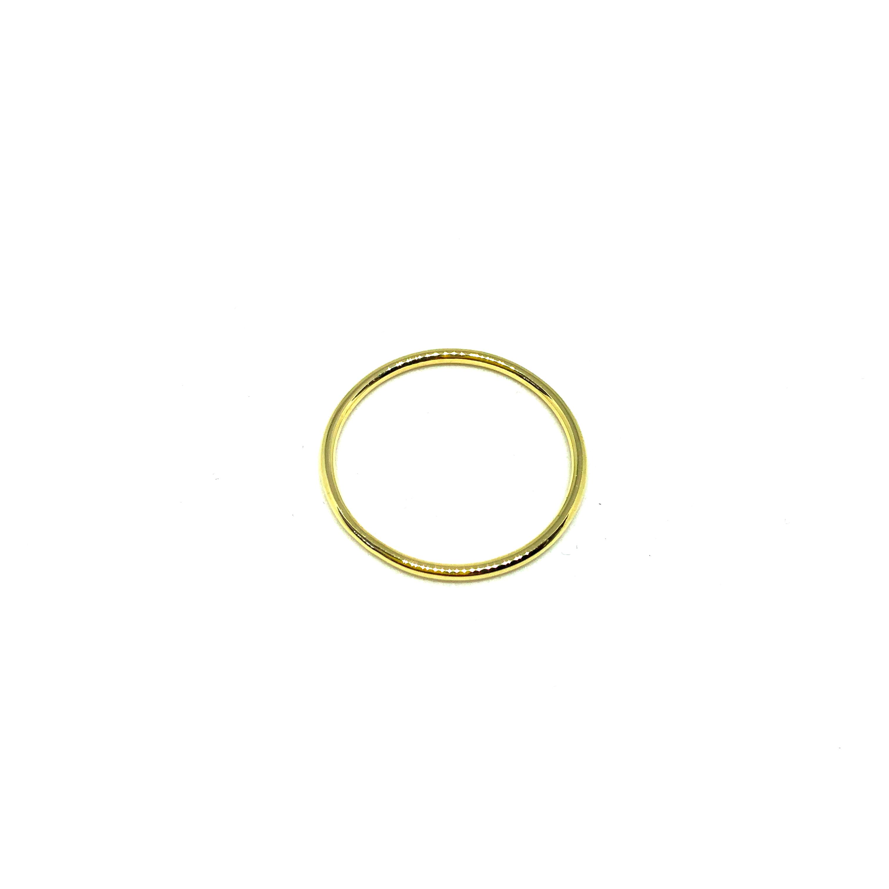 Dámské prsteny gold