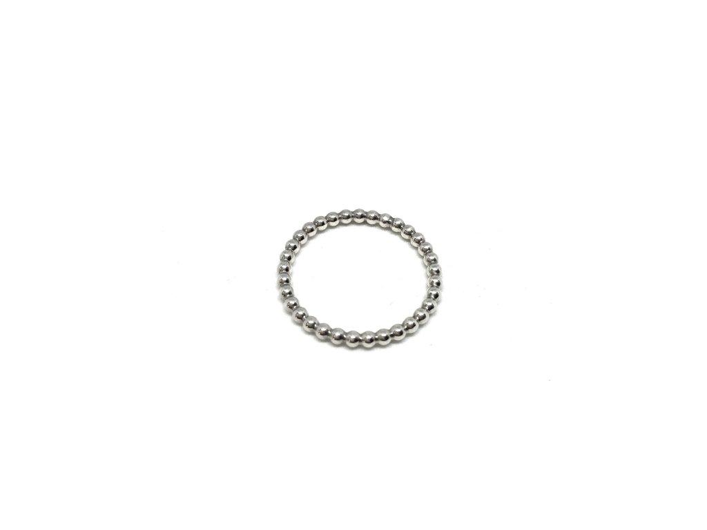 Dámský prsten Ring stříbro Mou Jewel