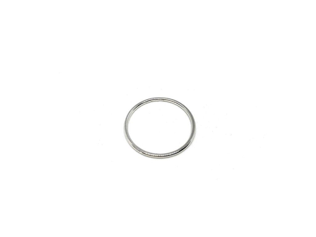 Dámský prsten stříbro Mou Jewel