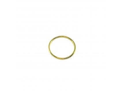 Dámský prsten zlato Mou Jewel