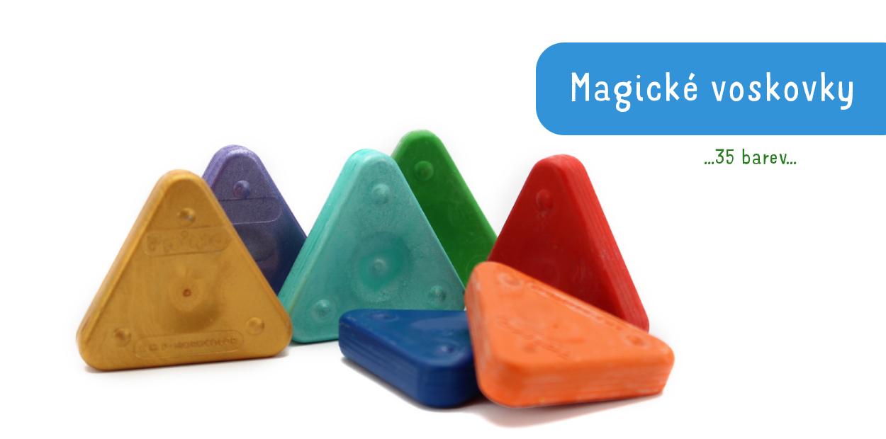 Magické voskovky