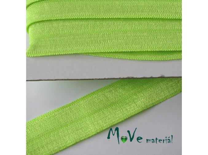 Pruženka lemovací šíře 20mm, 1m, neon. zelená