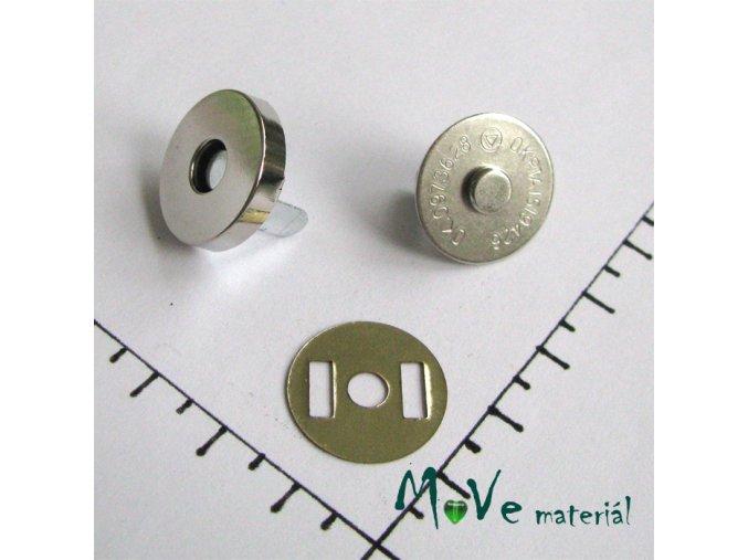 Zapínání magnet 18mm, 1kus