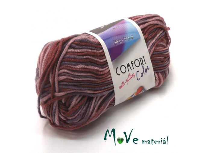 Comfort color - melír, 1ks