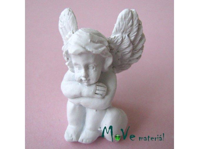 Andělíček se srdíčkem - dekorace