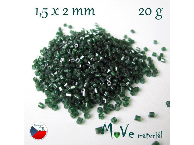 Český rokajl - tyčka, 20 g, zelený