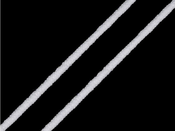 Měkká kulatá pruženka Ø2,5-3 mm - na roušky