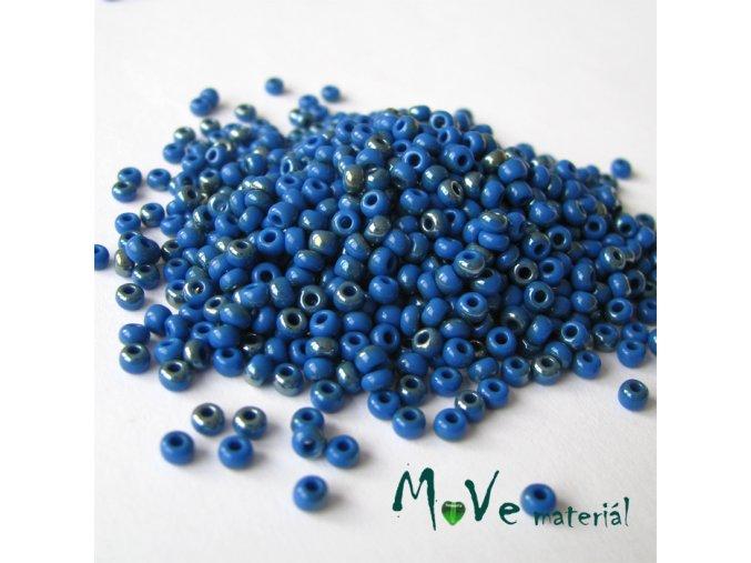 Český rokajl modrý - barevný lesk cca 2,5-3mm 20 g
