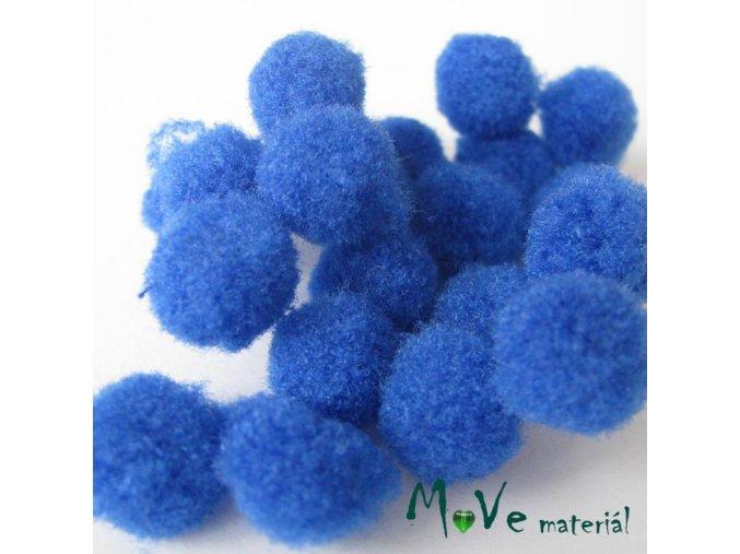 Bambulka 10-13mm 20 ks, tm. modrá