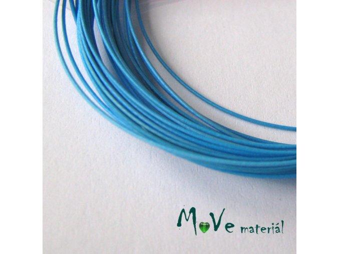 Nylonové lanko 0,45mm, 5m, modré