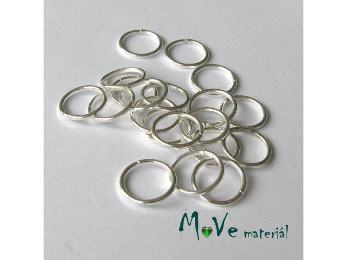 Spojovací kroužek průměr 10mm, 20ks