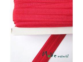 Pruženka lemovací šíře 20mm, 1m, červená