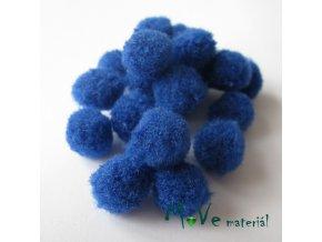 Bambulka 10-13mm 20 ks tmavě modrá