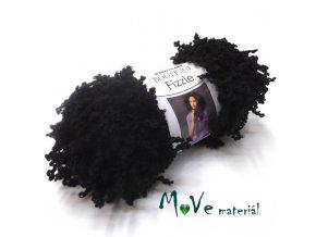 Fizzle - černá, 1ks
