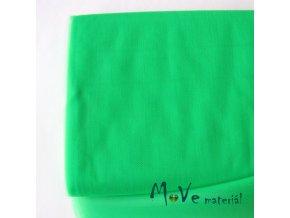svatební tyl jemný neon. zelená 50cm/ š280cm