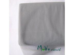 svatební tyl jemný šedý 50cm/ š 280cm