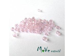 České ohňovky 4mm, 4g cca 60ks, růžové