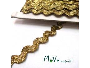Hadovka zlatá 13mm, 1m