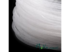 Modistická krinolína dutinka 4mm, 1m, bílá