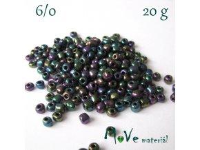 Rokajl 6/0, 20 g, měňavý II