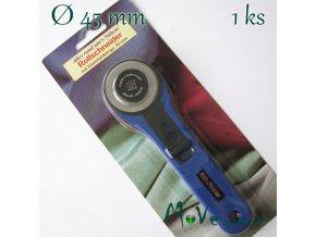 Řezací kolečko na patchwork 45mm, 1ks