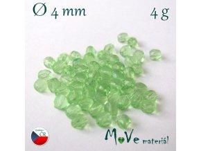 České ohňovky 4mm, 4g zelené
