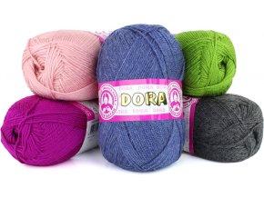 Příze Dora - akrylová příze