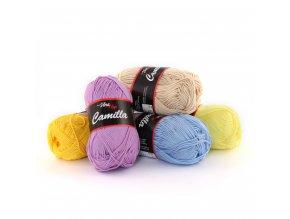 Příze Camilla - bavlna