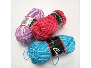 Příze Camilla Color - bavlna