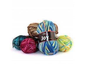 Příze Joy color - akryl