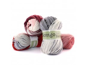 Bongo batik - akryl