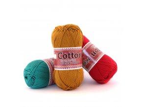 COTTON - bavlna