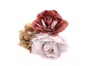 Růže květ - dekorace k aranžování