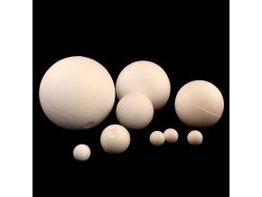 Koule polystyren - různé velikosti