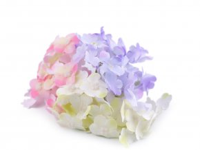 Umělý květ hortenzie - různé barvy