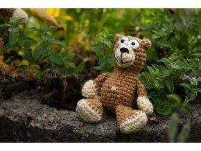 Návod - Medvídek malý