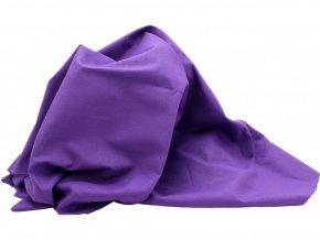 Bavlněné plátno - fialová - šíře 150cm/1bm