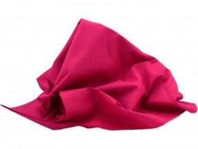 Bavlněné plátno - tmavě růžová - šíře 150cm/1bm
