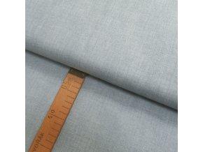 Bavlněné plátno - Lněná půda ocelově šedá - šíře 150cm/1bm