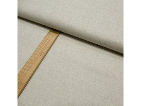 Potahové plátno - přírodní béžová - šíře 140cm/1bm
