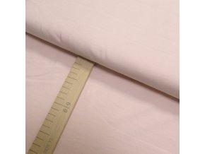 Úplet - Pudrový - šíře 150cm/1bm