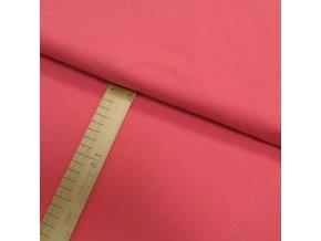 Úplet - Melounový - šíře 150cm/1bm