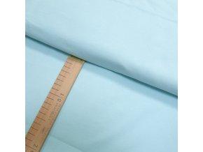 Úplet - Světle tyrkysovo-modrý  - šíře 150cm/1bm