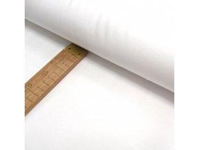 Úplet - Bílý - šíře 150cm/1bm