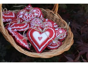 srdce dekorace 1