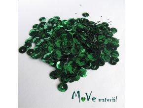 Flitry lomené 6mm, 5g, tm. zelené