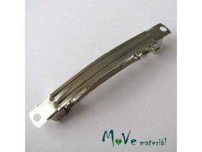 Vlasová spona francouzská Maxi, 10cm, 1ks