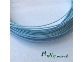 Nylonové lanko 0,45mm, 5m, světle modré