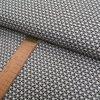 Bavlněné plátno - černo bílé plástve - šíře 150cm/1bm